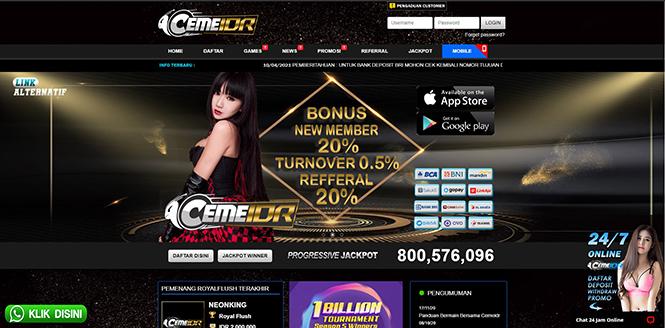 poker online idn poker idnplay