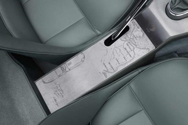 """Jaguar Classic Dévoile La Type """"60 Collection"""" : Homage Au 60e Anniversaire De La Sportive Légendaire 14-E-TYPE-OTS-interior-03"""