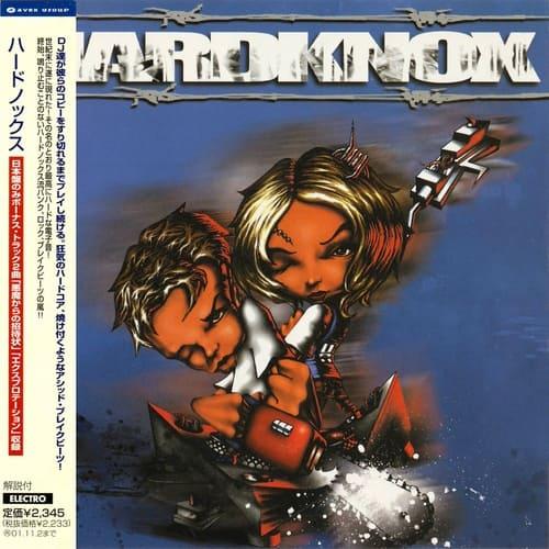 Download Hardknox - Hardknox (Japanese Edition) mp3