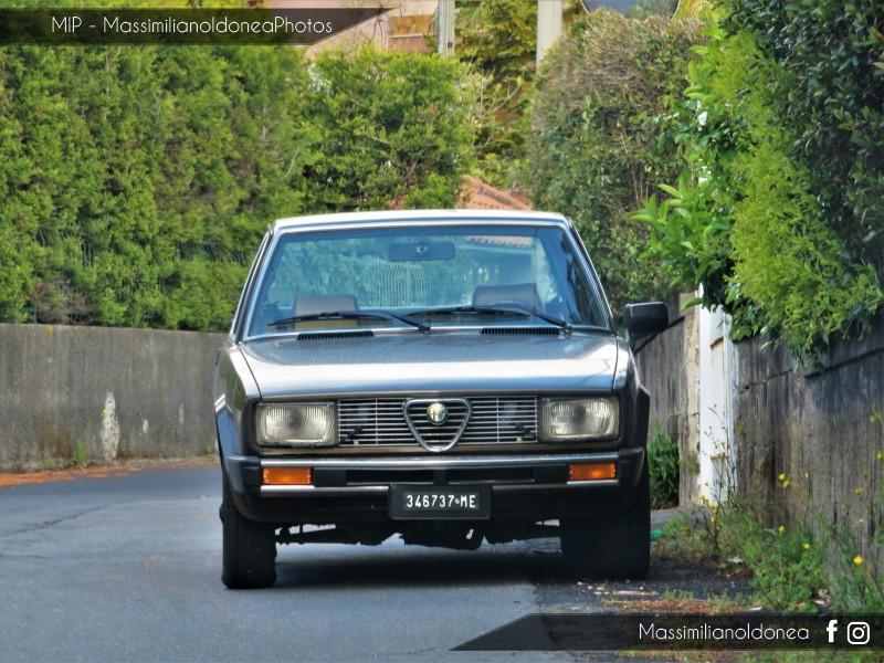 avvistamenti auto storiche - Pagina 16 Alfa-Romeo-Alfetta-2-0-129cv-83-ME346737-1
