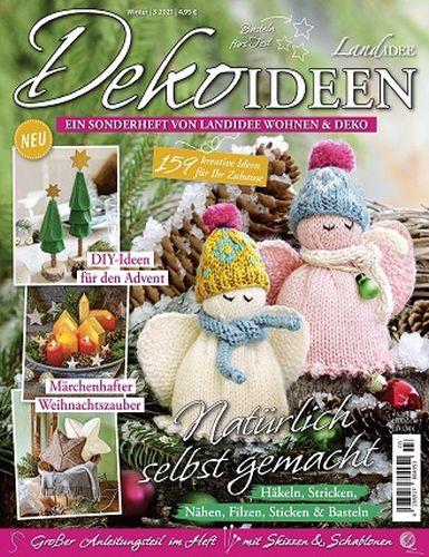 Cover: Landidee Dekoideen Magazin No 03 Winter 2021