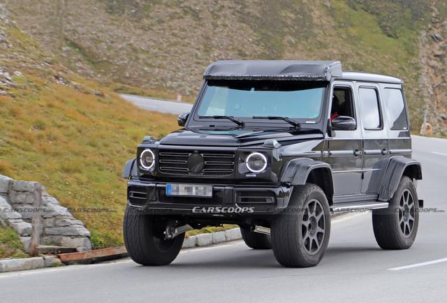 2017 - [Mercedes-Benz] Classe G II - Page 10 5329-C6-ED-B059-487-A-9-C41-BACFB45-FC753