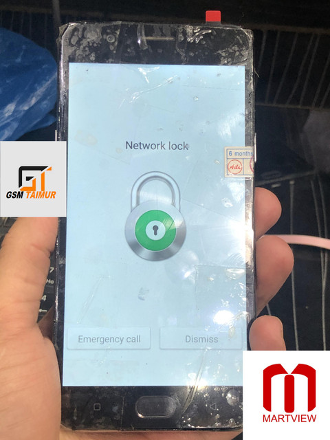 Oppo f1s model a1601 network unlocked successful . by nck dongle