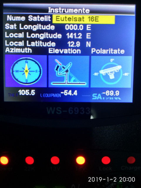 Satlink WS-6933 5