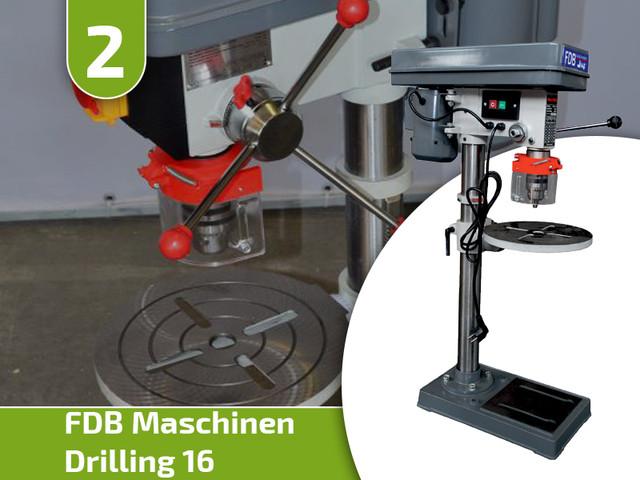 FDB Maschinen Drilling 16