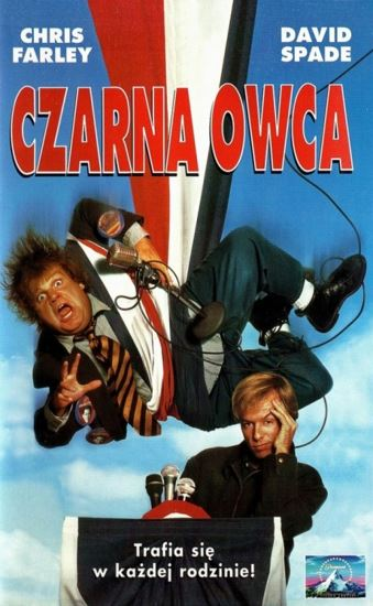 Czarna owca / Black Sheep (1996) PL.BRRip.XviD-GR4PE | Lektor PL