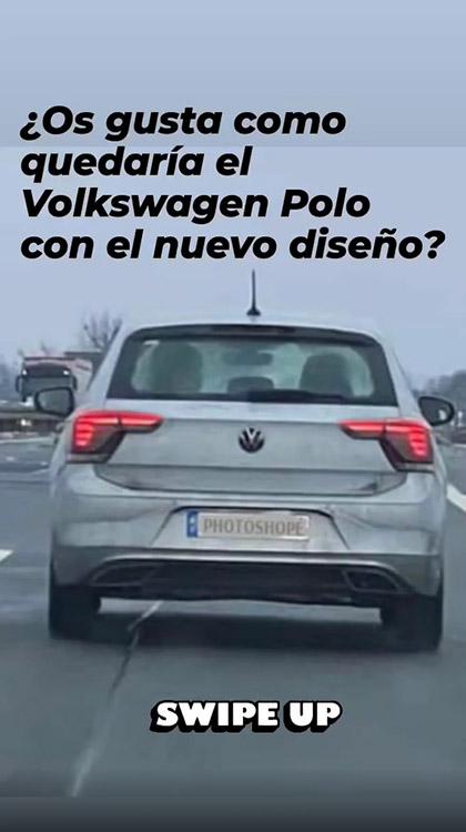 2021 - [Volkswagen] Polo VI Restylée  - Page 2 Sans-titre-1