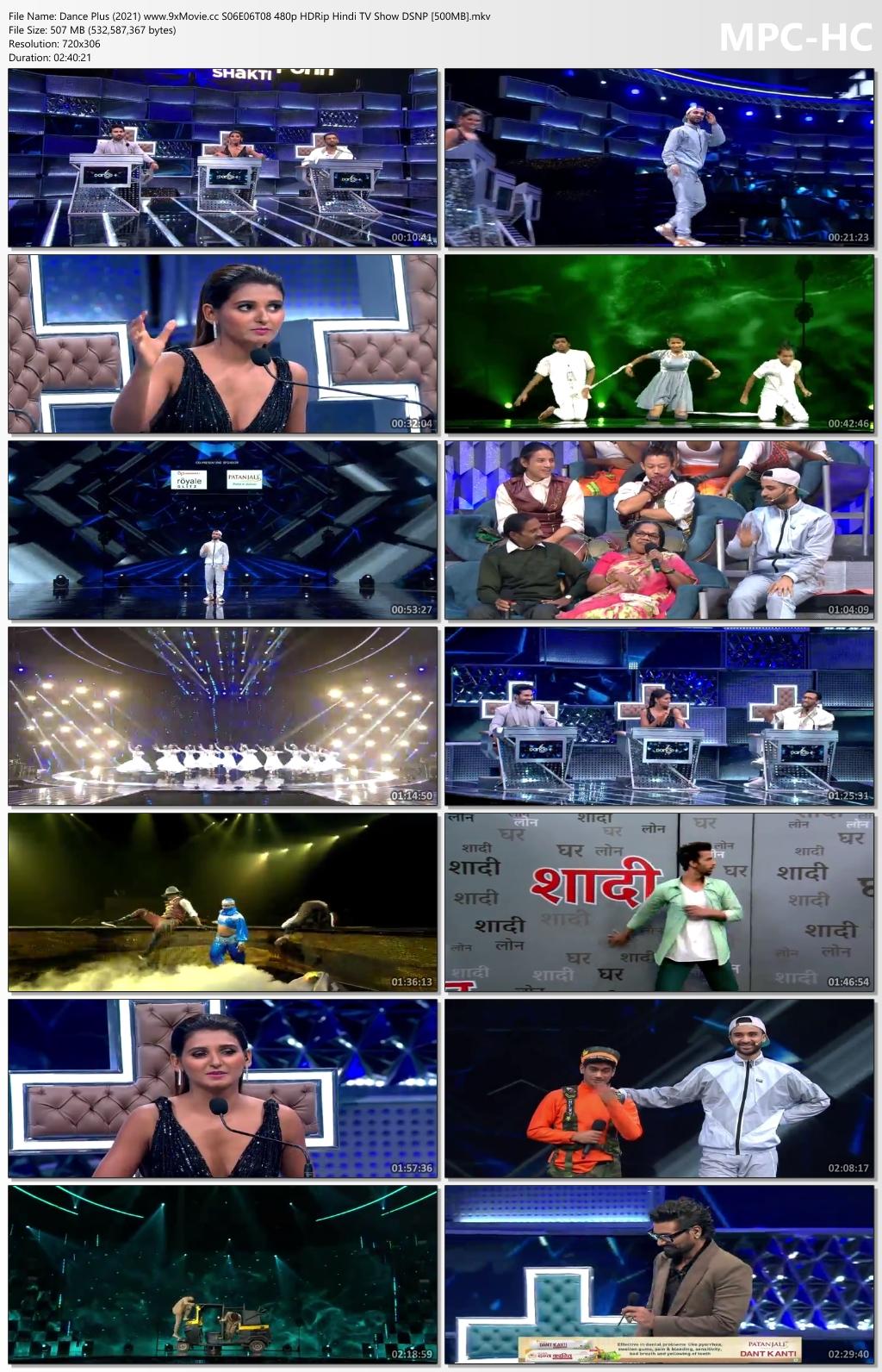 Dance-Plus-2021-www-9x-Movie-cc-S06-E06-T08-480p-HDRip-Hindi-TV-Show-DSNP-500-MB-mkv
