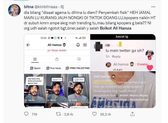 Cuitan warganet soal TikTokers yang disebut tebar kebencian dan fitnah melalui kontennya