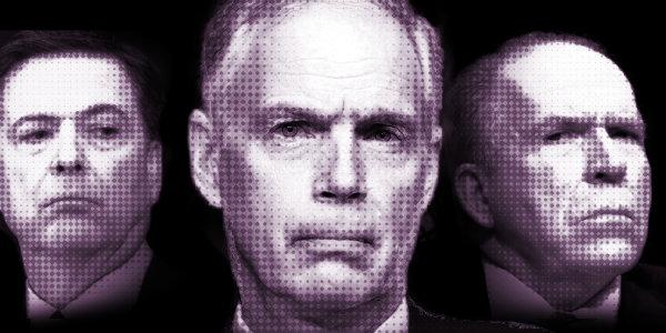 POLITICO: Sen. Ron Johnson says committee Republicans blocking subpoenas for James Comey, John Brennan…