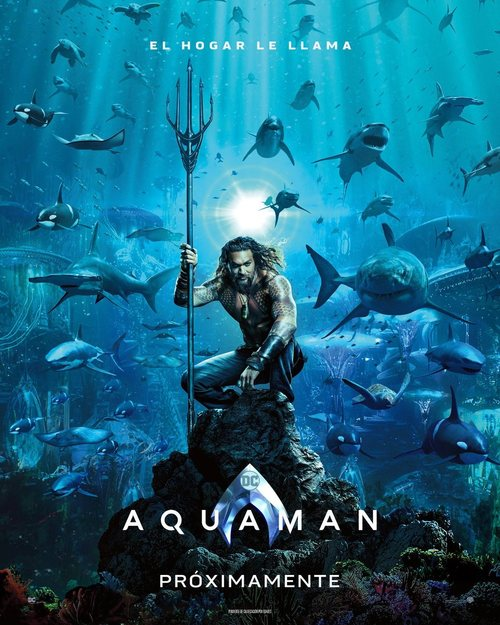 Aquaman (2018)[BR-Screener 720p][Castellano MiC][Fantástico.Acción][VS]
