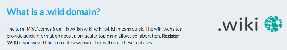 dot-wiki