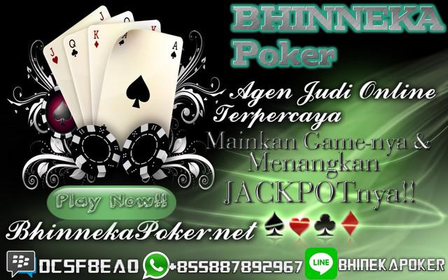 BhinnekaPoker.com | Agen Poker Online Terbaik dan Terpercaya New-9