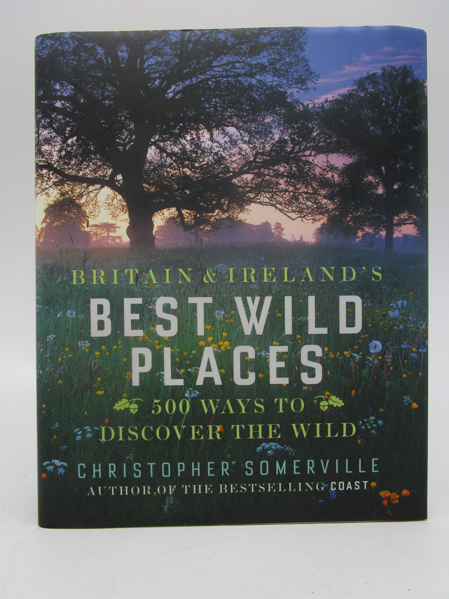 Image for Britain and Ireland's Best Wild Places: 500 Ways to Discover the Wild (First Edition)