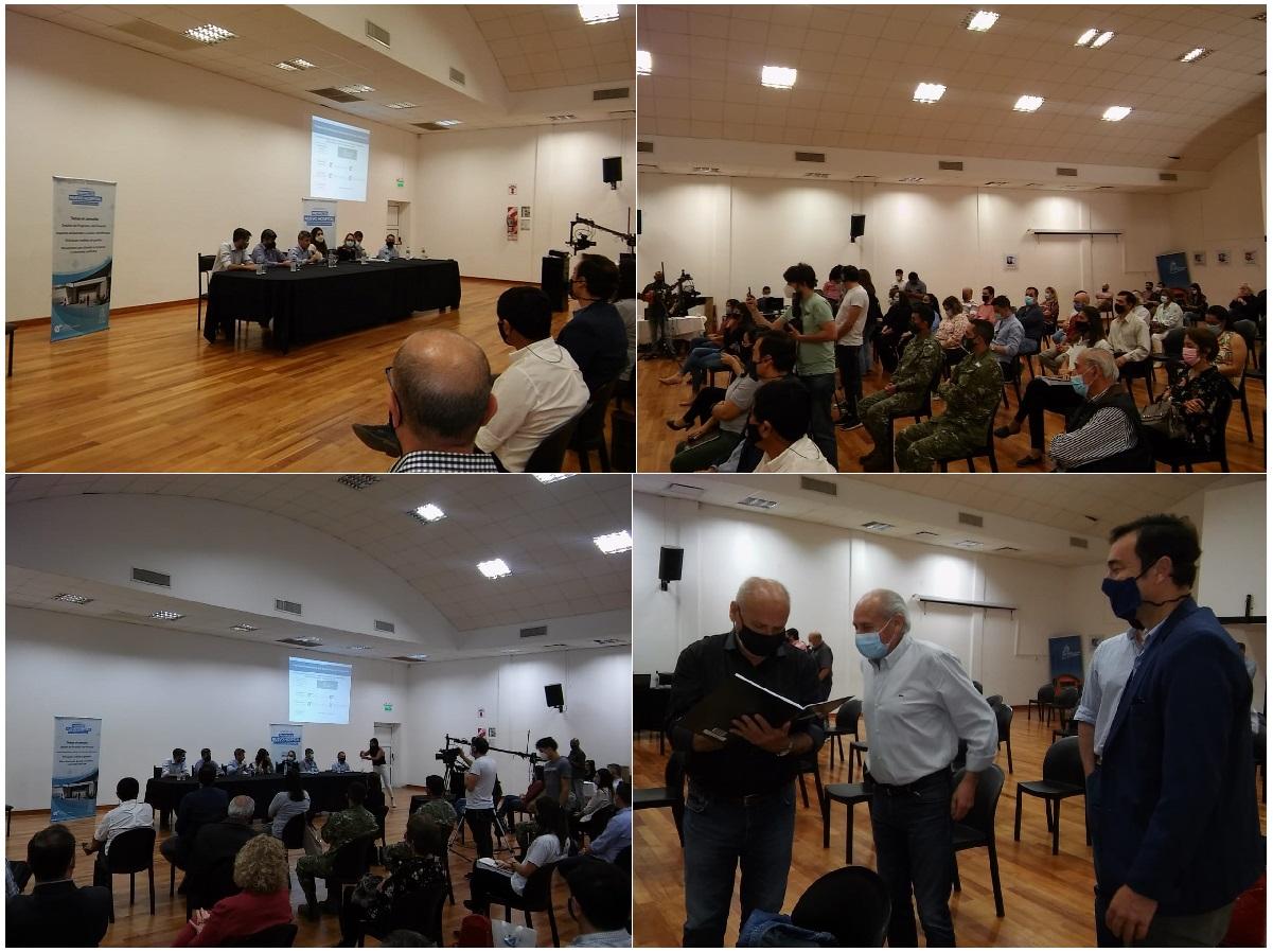 (Vìdeo)Se realizò la Audiencia Pública sobre el proyecto del Nuevo Hospital de Villaguay