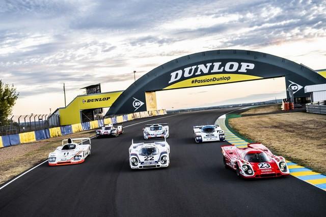 Porsche réuni six prototypes vainqueurs au classement général au Mans S20-4212-fine