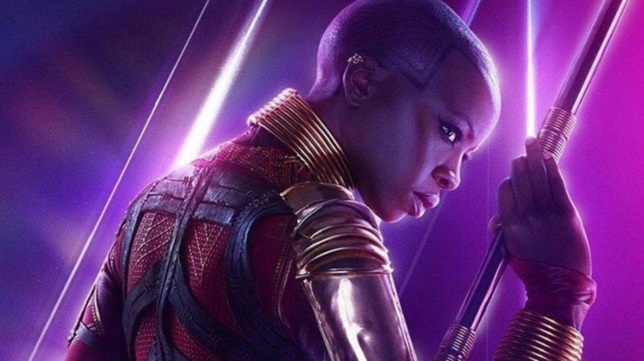 BLACK PANTHER'S Okoye Might Be Getting A Spinoff Origin Series On Disney+