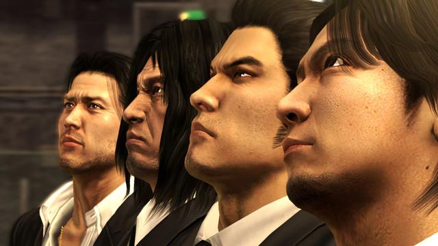 PS4『人中之龍3,4,5 珍藏版』  中文實體版決定以NTD 1390元的實惠價格於3月27日開始發售!  Ryu4