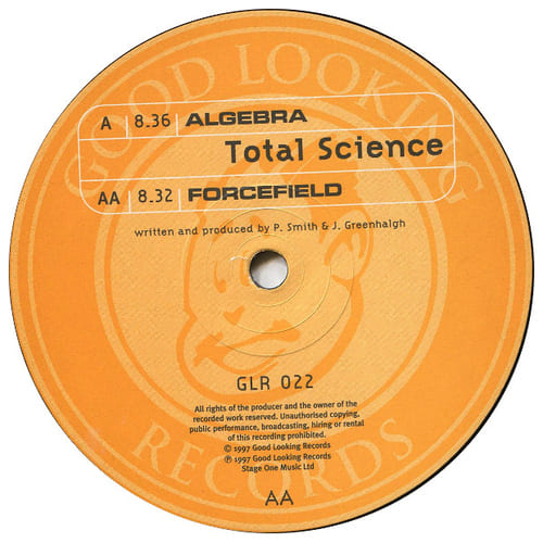 Download Total Science - Algebra / Forcefield mp3
