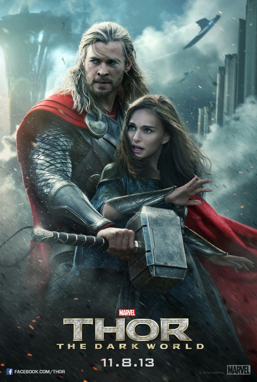 Thor The Dark World (2013) Hindi Dual Audio 480p BluRay x264 350MB Download