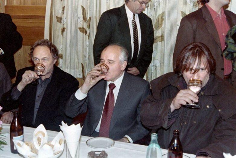 Что любили пить советские правители?