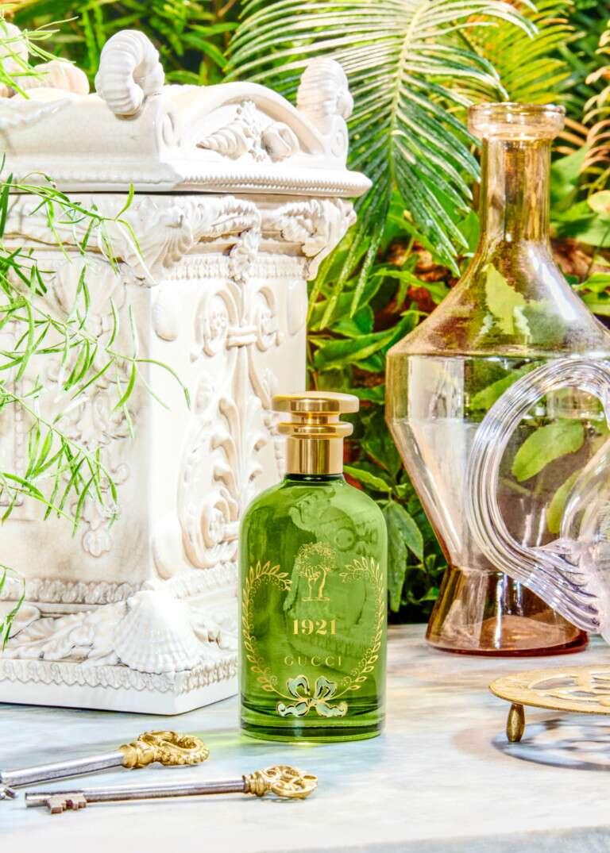 Gucci, la nuova fragranza 1921 per il centenario