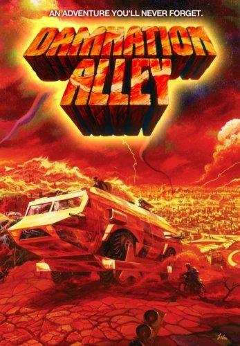 Aleja potępionych / Damnation Alley (1977) PL.DVDRip.XviD-GR4PE | Lektor PL