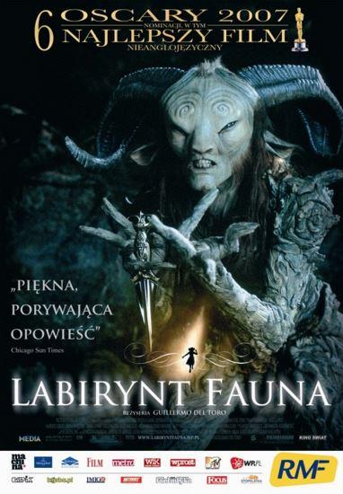 Labirynt fauna / El laberinto del fauno (2006) PL.HDDVD.XviD-GR4PE | Lektor PL