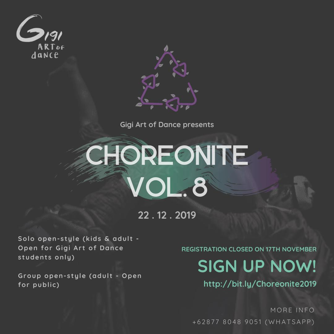 Choreonite Vol.8