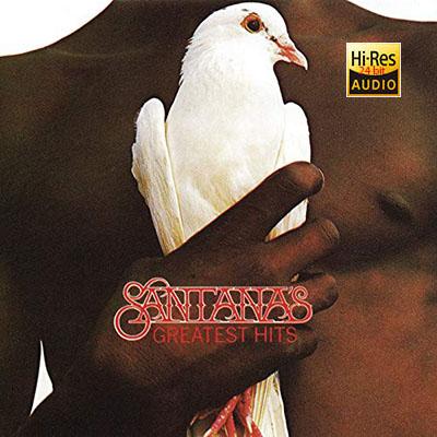Santana - Santana's Greatest Hits (1974) FLAC  [24bit Hi-Res]