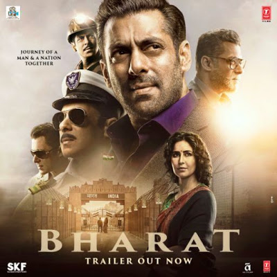 Bharat (2019) Hindi NEW PreDVDRip Full Bollywood Movie 720p