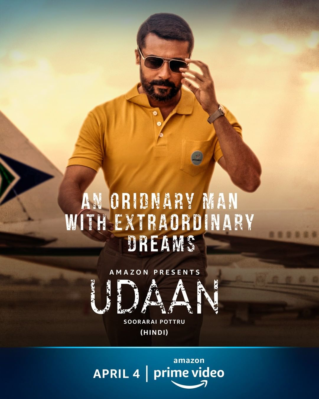 Download Soorarai Pottru (UDAAN) (2020) Hindi WEB-DL Dual Audio [Hindi (ORG DD5.1) & Tamil DD5.1] 1080p 720p 480p [x264/HEVC] HD | Full Movie