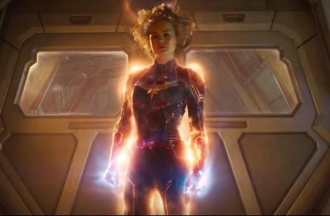 [REVIEW] Captain Marvel, Kekuatannya Gak Ada Obat !