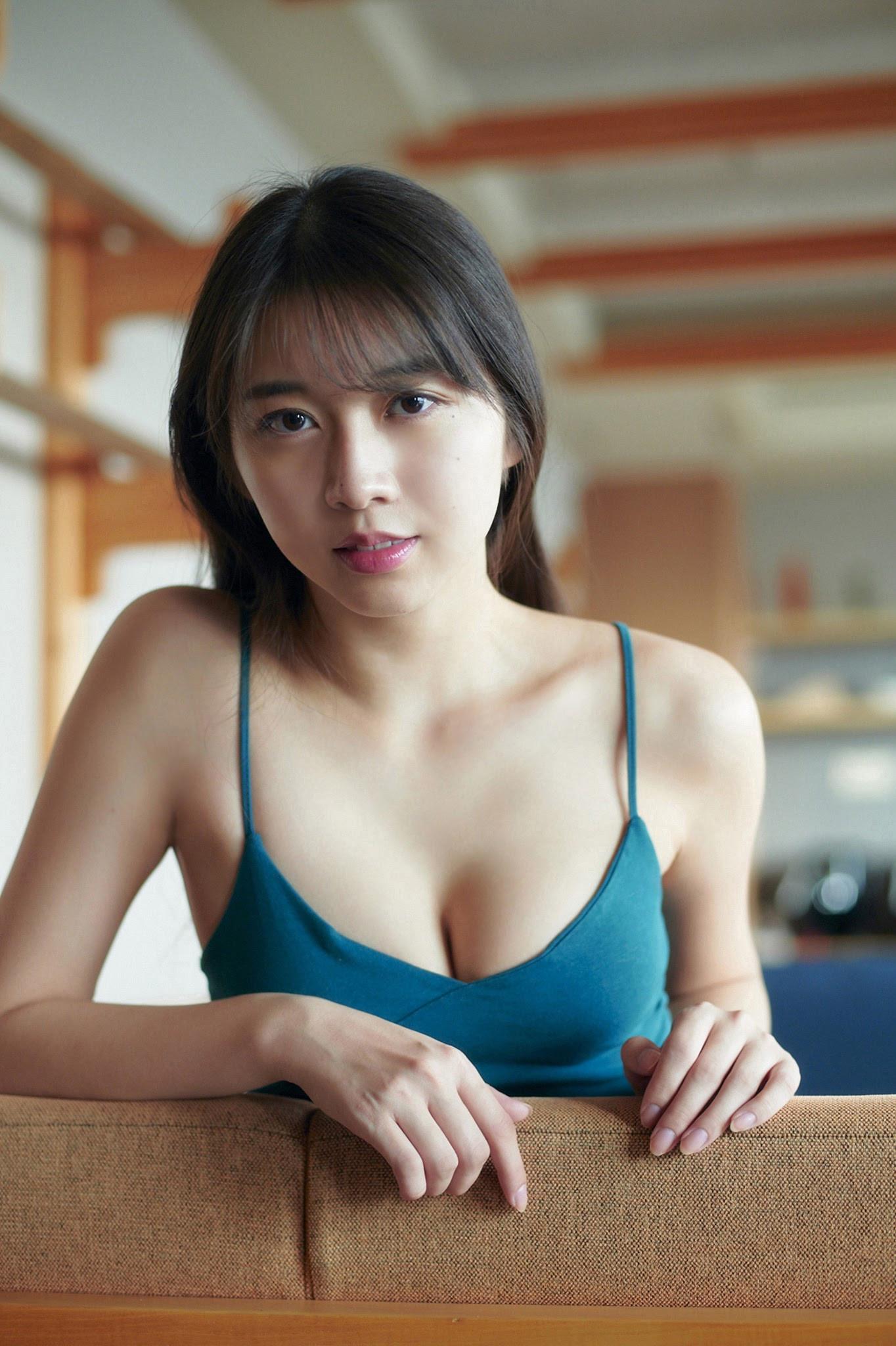 [Yanmaga Web] 牧野真莉愛・ヤンマガアザーっす!025