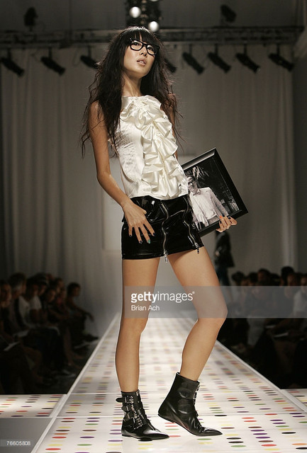 Runway show from web