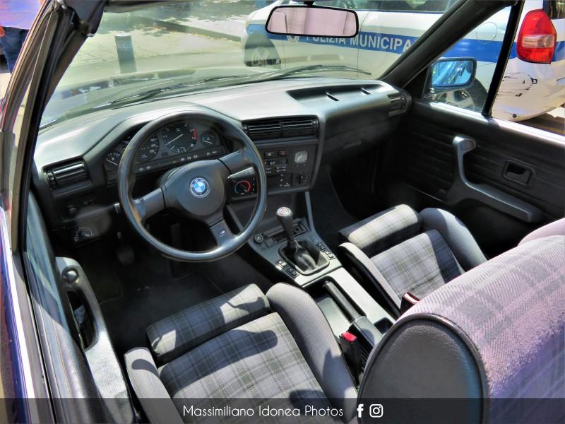 2019 - 9 Giugno - Raduno Auto d'epoca Città di Aci Bonaccorsi - Pagina 2 Bmw-E30-Cabriolet-318i-1-8-113cv-92-EF713-CE-83-745-12-10-2017-6
