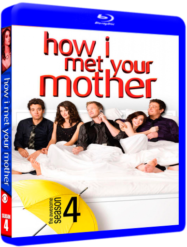 How I Met Your Mother Season 4 x265 10Bits 1080p