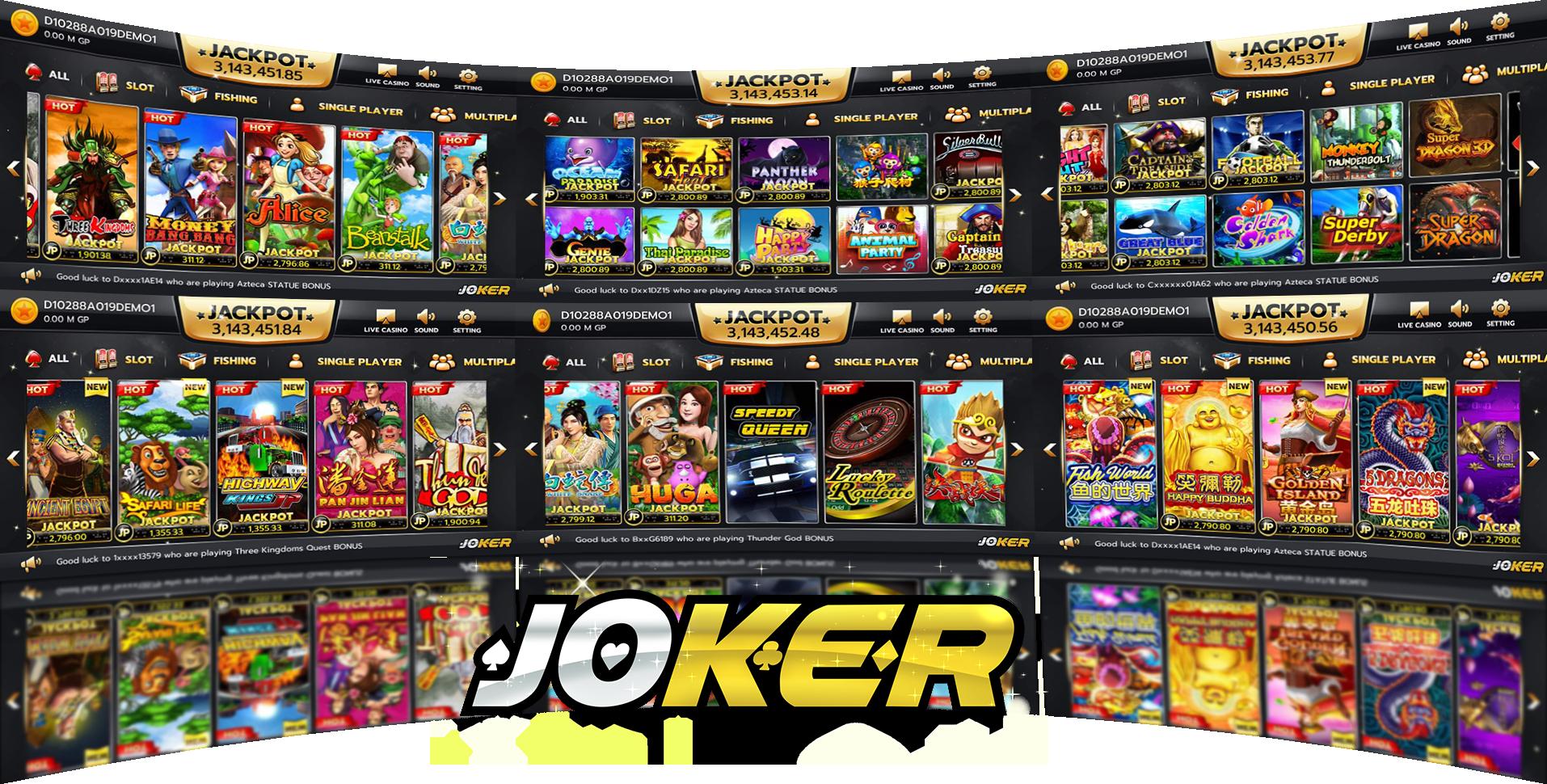 JOKER123 - Agen Joker123 Slot Joker123 | Slot Online - Profile | ASTCT