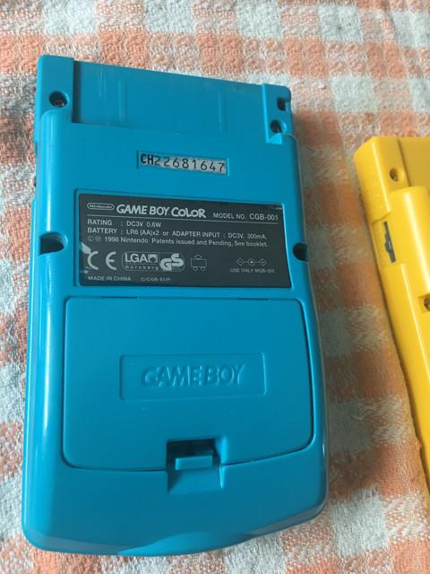 [Vendu] Game Boy Color avec écran IPS 85€ 878-B5957-C489-494-A-AB36-96-D66-B20-C98-C