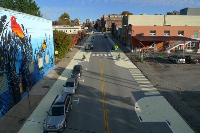 Sidewalk Expansion (No Art)
