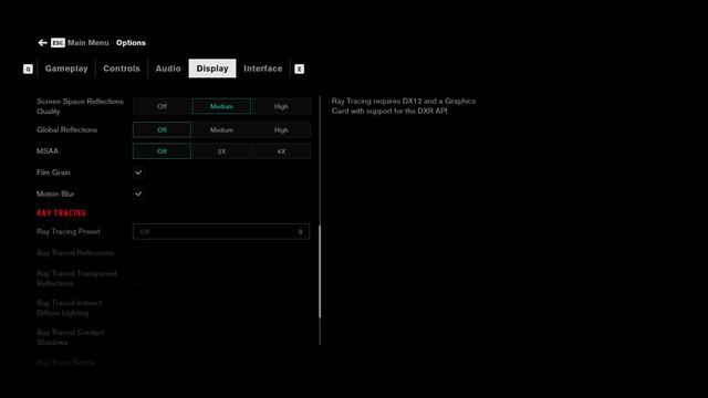 Control-PC-Ultimate-Editon-Ray-Tracing