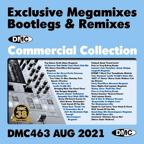 VA - DMC Commercial Collection 463 (2021)