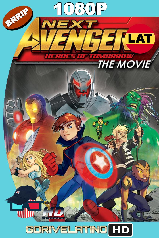 Los Próximos Vengadores: Héroes del Mañana (2008) BRRip 1080p Latino-Inglés MKV