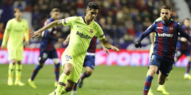 Barcelona Tak Didiskualifikasi Di Copa Del Rey