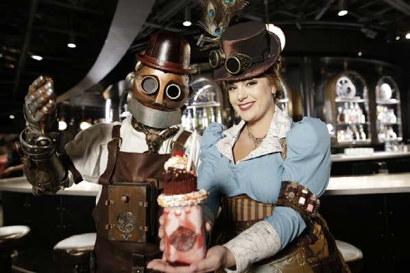 Toothsome Chocolate Emporium at Universal CityWalk
