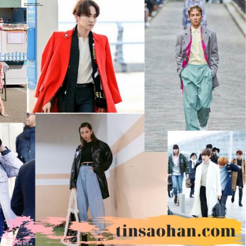 Top 10 sao Hàn mặc đẹp - cá tính nhất trong năm 2021