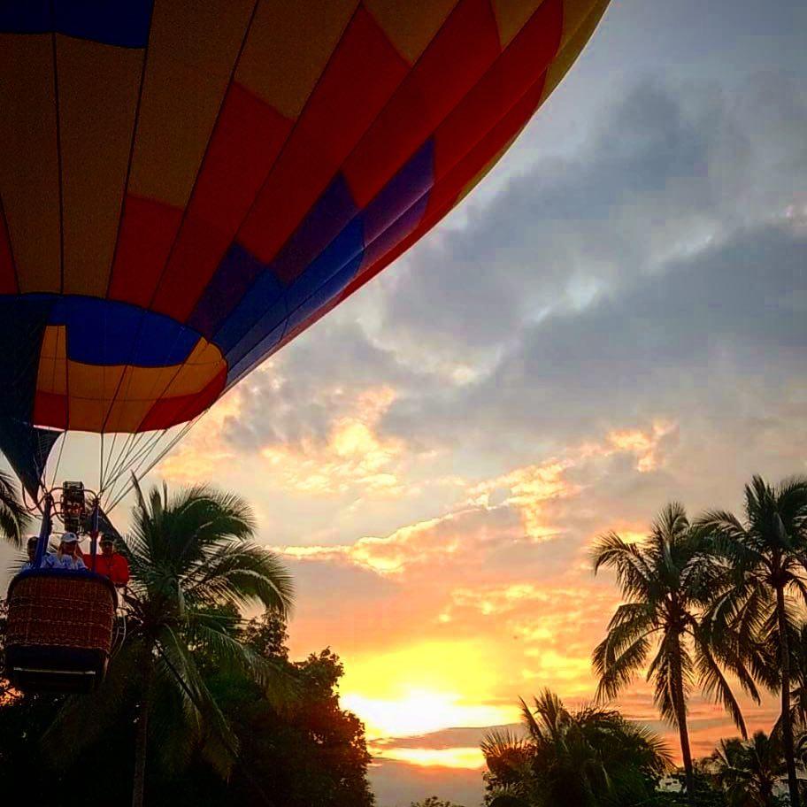 flotte, vuelo en globo aeroestático