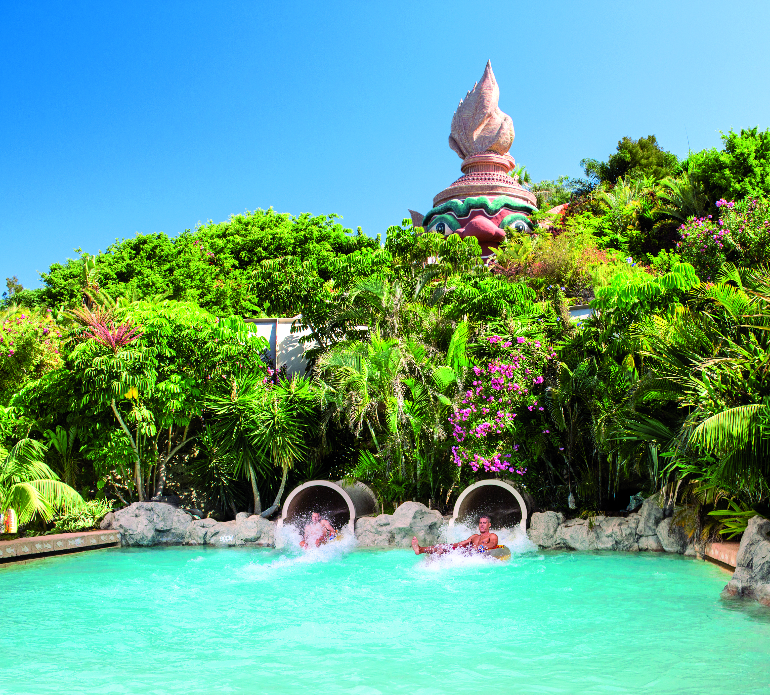 The Giant at Siam Park