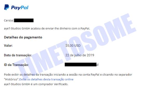 Oportunidade [Provado] Gift Panda App - Android/iOS - Ganha Dinheiro Paypal - (Actualizado em Julho de 2019) Giift77