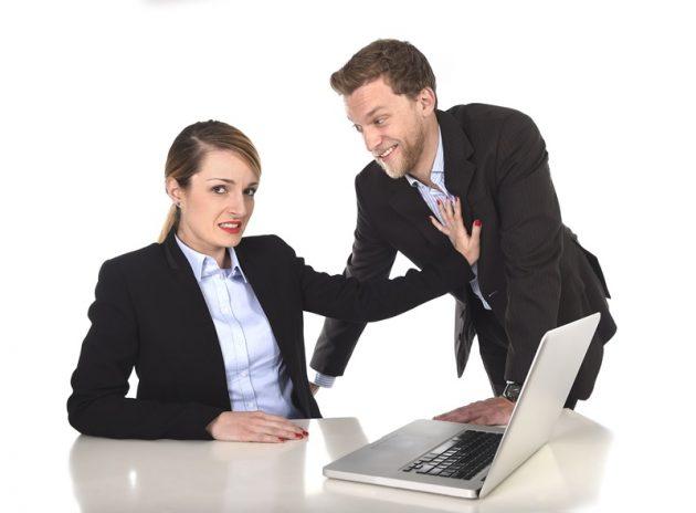 Gangguan Seksual Di Tempat Kerja, gangguan seksual